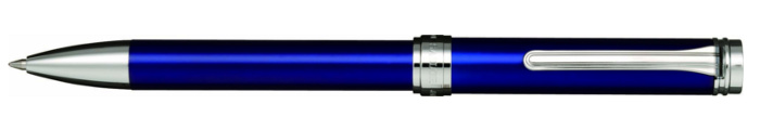 Stylo-bille Sailor Barcarolle or rhodié bleu