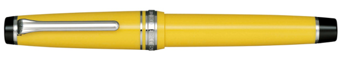 Stylo-plume Sailor Professional Gear Yellow
